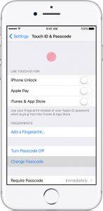 ios10-iphone7-settings-passcode-change-passcode