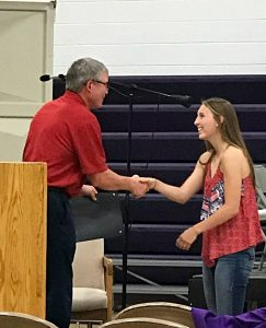Bobbi Lewis-Red River Communications Scholarship Recipient