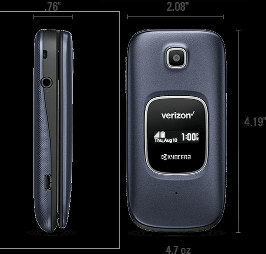 Kyocera-Cadence-LTE-specs